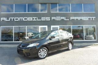 Used 2007 Mazda MAZDA5 - 94 414 KM - AC - for sale in Québec, QC