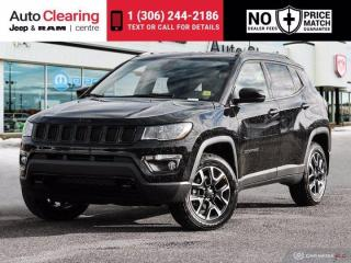 New 2021 Jeep Compass Sport for sale in Saskatoon, SK
