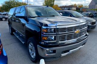 Used 2015 Chevrolet Silverado 1500 LT ZL1 CREW CAB 4X4 V8 MAGS for sale in Île-Perrot, QC