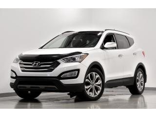 Used 2016 Hyundai Santa Fe Sport AWD 2.0T Limited Adventure Edition CUIR GPS for sale in Brossard, QC