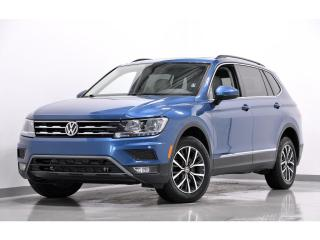 Used 2018 Volkswagen Tiguan Comfortline 4MOTION TOIT PANO CUIR BLUETOOTH for sale in Brossard, QC
