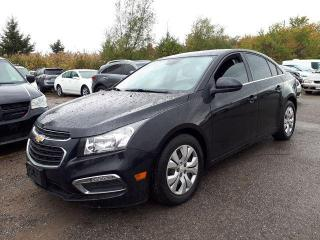 Used 2015 Chevrolet Cruze 1LT Clean Title for sale in Pickering, ON