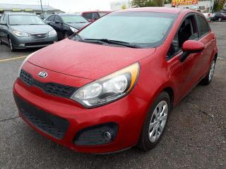 Used 2013 Kia Rio 5 Speed for sale in Pickering, ON