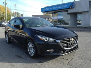 Used 2018 Mazda MAZDA3 GS HEATED SEATS, ALLOYS, BACKUP CAM, BLUETOOTH!! for sale in Richmond, ON