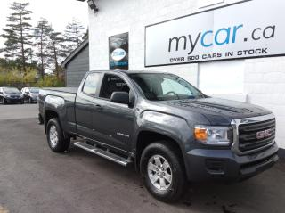 Used 2016 GMC Canyon V6, BACKUP CAM, ALLOYS, RUNNING BOARDS, BEAUTY!! for sale in Richmond, ON
