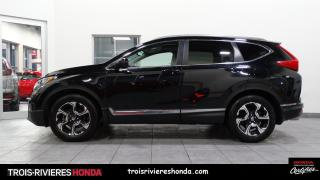 Used 2018 Honda CR-V TOURING + AWD + CUIR + HONDA SENSING ! for sale in Trois-Rivières, QC