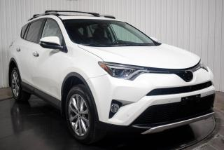 Used 2016 Toyota RAV4 LIMITED AWD CUIR TOIT NAV MAGS for sale in St-Hubert, QC
