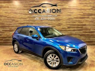 Used 2014 Mazda CX-5 GX SKYACTIV AWD, boîte automatique 72048 for sale in Ste-Brigitte-de-Laval, QC