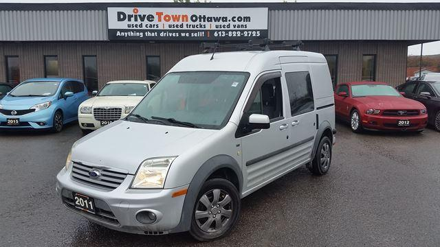 2011 Ford Transit Connect Wagon XLT 5 PASSANGER OR CARGO