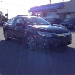 Used 2018 Honda Civic EX-T SUNROOF, HEATED SEATS, ALLOYS, BACKUP CAM!! for sale in Kingston, ON