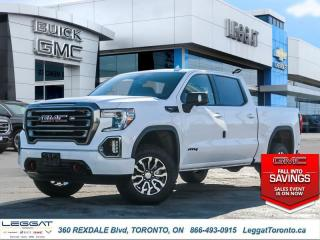 New 2020 GMC Sierra 1500 AT4  - Sunroof for sale in Etobicoke, ON