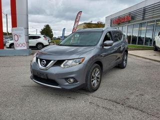 Used 2015 Nissan Rogue SL for sale in Orillia, ON