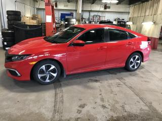 Used 2019 Honda Civic LX CVT for sale in Gatineau, QC