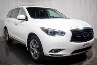 Used 2014 Infiniti QX60 AWD CUIR TOIT PANO TV/DVD MAGS for sale in St-Hubert, QC