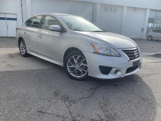 Used 2014 Nissan Sentra 1.8 SR CVT for sale in Gatineau, QC