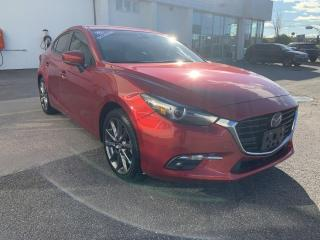 Used 2018 Mazda MAZDA3 GT at for sale in Gatineau, QC