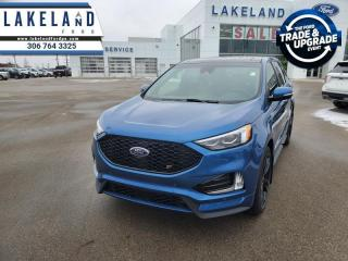 New 2020 Ford Edge ST  - Navigation - Cooled Seats - $323 B/W for sale in Prince Albert, SK
