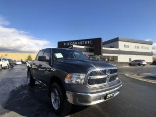 Used 2017 RAM 1500 ST 4X4 for sale in Sudbury, ON
