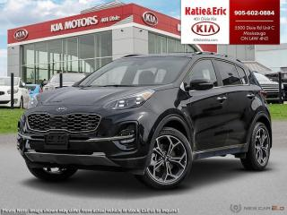 New 2021 Kia Sportage SX for sale in Mississauga, ON