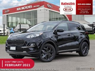New 2021 Kia Sportage EX S for sale in Mississauga, ON