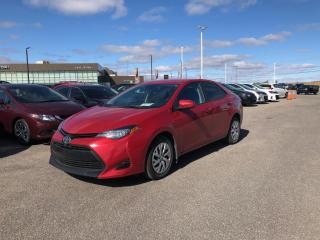 Used 2017 Toyota Corolla * LE * CAMÉRA * SIÈGES CHAUFFANT * 33 000 KM * for sale in Mirabel, QC