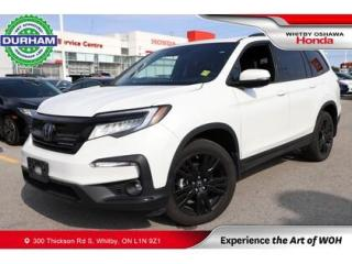 Used 2020 Honda Pilot Black Edition AWD for sale in Whitby, ON