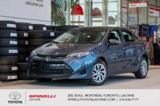 Used 2017 Toyota Corolla LE for sale in Lachine, QC
