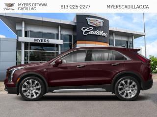 New 2021 Cadillac XT4 AWD Premium Luxury  - Sunroof for sale in Ottawa, ON