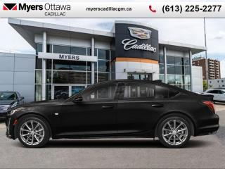 New 2020 Cadillac CTS V-Series  - Sunroof - Premium Package for sale in Ottawa, ON