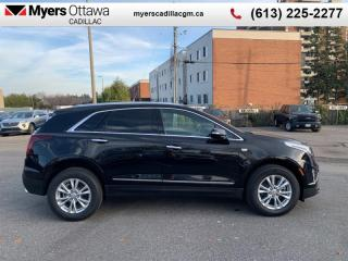 New 2021 Cadillac XT5 AWD Luxury  - Heated Seats for sale in Ottawa, ON