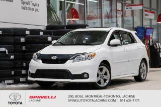 Used 2011 Toyota Matrix S for sale in Lachine, QC