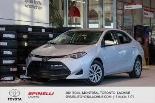 Used 2017 Toyota Corolla LE BAS MILEAGE! for sale in Lachine, QC