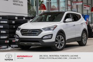 Used 2014 Hyundai Santa Fe Sport Limited NAVI! ANTIROUILLE! for sale in Lachine, QC