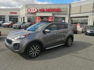 Used 2018 Kia Sportage EX Tech AWD **GPS **TOIT PANORAMIQUE **BAS KILO for sale in Mcmasterville, QC