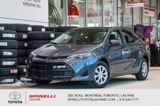 Used 2017 Toyota Corolla CE COMME NEUF! for sale in Lachine, QC