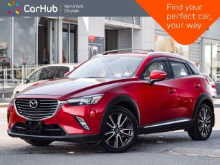 Used 2016 Mazda CX-3 GT for sale in Thornhill, ON