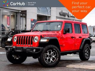 Used 2020 Jeep Wrangler Unlimited Rubicon for sale in Thornhill, ON