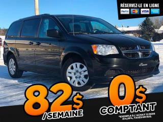 Used 2018 Dodge Grand Caravan SXT  Stow n Go for sale in St-Malachie, QC