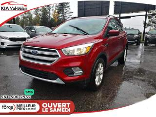 Used 2017 Ford Escape *SE*BLUETOOTH*SIÈGE CHAUFFANT*CAMERA* for sale in Québec, QC