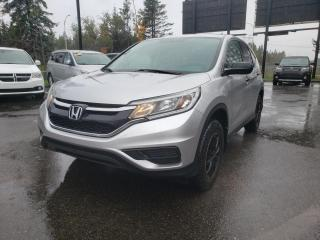Used 2015 Honda CR-V *LX*A/C*CAMÉRA*BLUETOOTH for sale in Québec, QC
