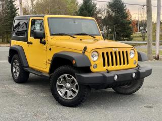 Used 2015 Jeep Wrangler SPORT   '' 2 TOITS '' for sale in St-Malachie, QC