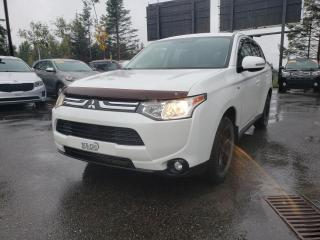 Used 2014 Mitsubishi Outlander *SE*V6*SIÈGE CHAUFFANT*BLUETOOTH* for sale in Québec, QC