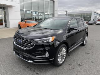 Used 2020 Ford Edge EDGE TITANIUM ÉLITE TOIT AWD for sale in Victoriaville, QC