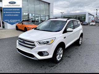 Used 2017 Ford Escape 4WD 4dr SE CUIR TOIT NAV for sale in Victoriaville, QC