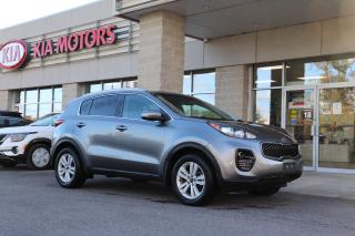 Used 2017 Kia Sportage LX HEATED SEATS | BLUETOOTH | AWD for sale in Cobourg, ON