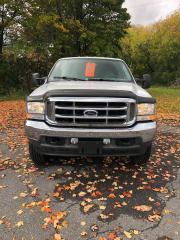 Used 2002 Ford F-250 XL for sale in Morrisburg, ON