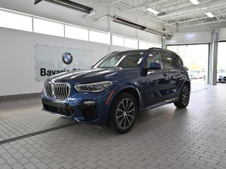 Used 2021 BMW X5 xDrive40i for sale in Edmonton, AB