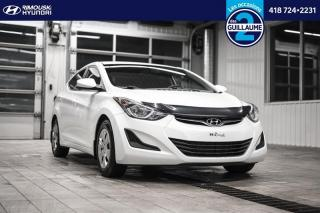 Used 2016 Hyundai Elantra L+ chez Rimosuki Hyundai for sale in Rimouski, QC