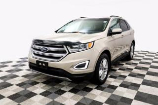 Used 2017 Ford Edge SEL AWD Cold Weather Pkg Nav Cam Reverse Sensors for sale in New Westminster, BC