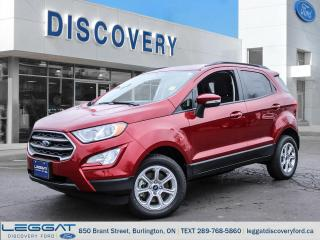 New 2020 Ford EcoSport SE 4WD for sale in Burlington, ON